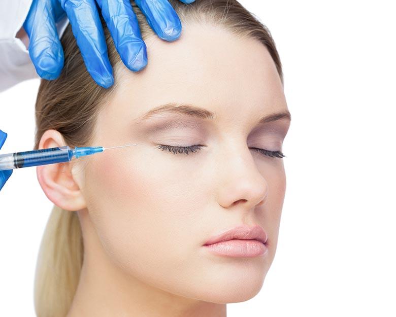 Mezoterapia igłowa FILORGA okolic oczu