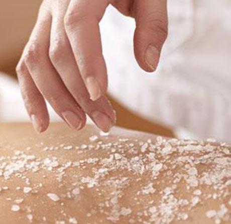 Zabieg oczyszczająco-regenerujący ciało