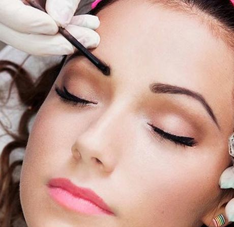 Oprawa oka, henna, regulacja